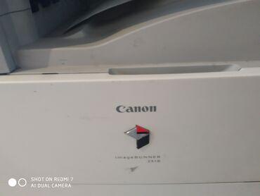 Kompüter, noutbuk və planşetlər Gəncəda: Canon A3 printer. Tam işlək vəziyyətdədir. Obyektə yenisi alınıb deyə