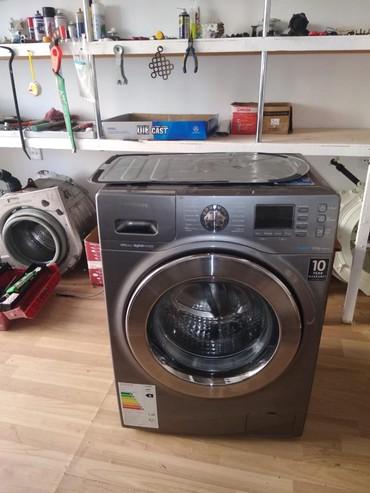 Bakı şəhərində  Avtomat Washing Machine Samsung 10 kq-dan çox