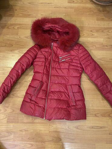 жён куртка в Кыргызстан: Куртка для девочки 10-12 лет