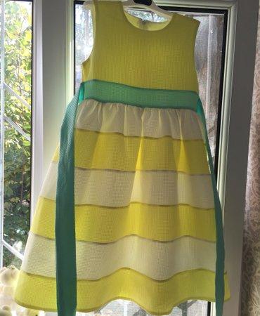 Платье 5-7 лет, супер качество. в Чаек