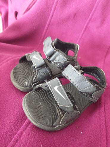 Sandalice za dečake kožne 10 cm gazište