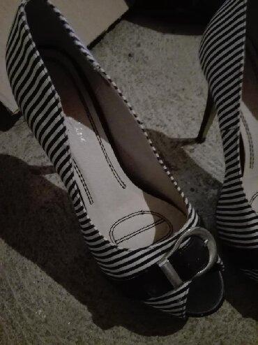 Broj 40 prelepe Sandalice sa Stiklom. Samo jednom obuvene, placene - Vrnjacka Banja