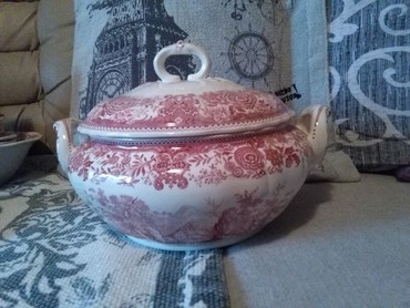 porcelan cinija za supu  VILLERY& BOCH stara ali savrseno - Sombor