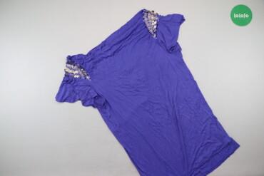 Жіноча футболка з блискучими нашивками George p. S    Довжина: 75 см Ш