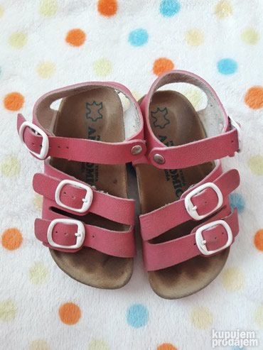 Dečije Cipele i Čizme | Uzice: Prodajem kozne sandale za devojcice, neostecene, br.26