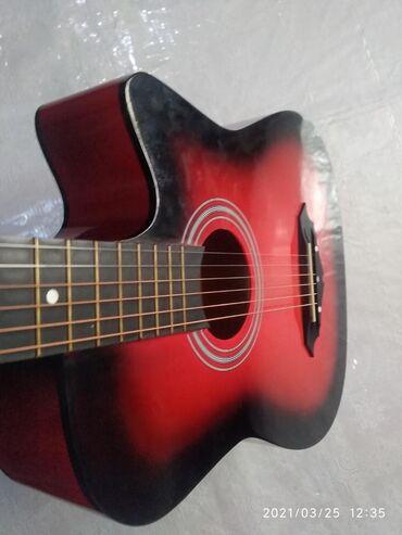 Спорт и хобби - Исфана: Аргинал гитара срочна прдаютсия