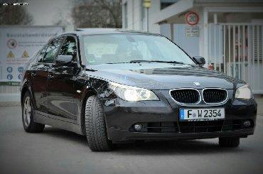 BMW 525 2.5 l. 2005 | 216000 km