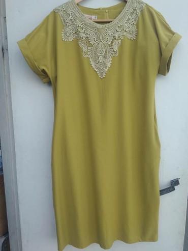 Шикарные платья 48, 50, 52, 54 размеры. в Кок-Ой