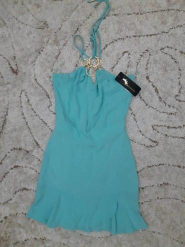 Платье новое, короткое, выше колен от adl турецкое. Размер 36. Цена 15