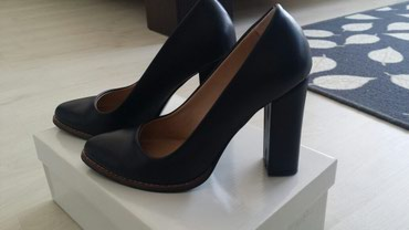 Cipele jednom obuvene, kao nove, 38 velicina - Sremska Mitrovica