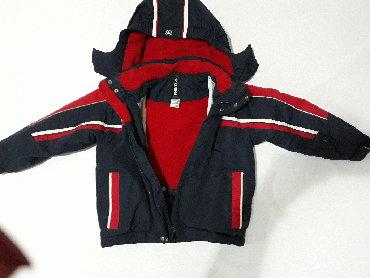 Dečije jakne i kaputi | Krusevac: Brugi jaknica za decaka, topla, ocuvana, velicina 6