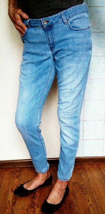 Продам светлые джинсы на средней в Бишкек