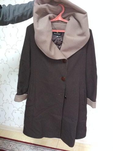 Пальто кашемировое 50-52 размер. Турция. в Бишкек