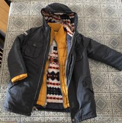 """boz rngli donlar - Azərbaycan: Куртка """"Carters» 5-6лет в прекрасном состоянии . Очень теплая"""