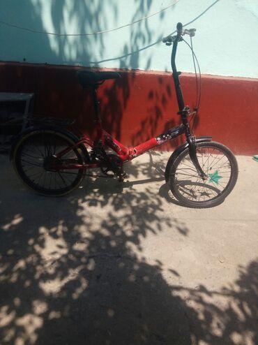 Спорт и хобби - Джалал-Абад: Велосипед в хорошом состояние цена 4000 окончательно велосипед пачти