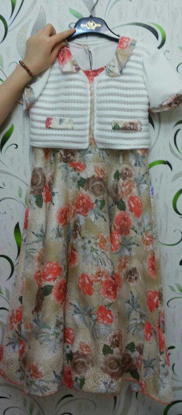 Платья на девочку 7-10лет.Все платья в в Бишкек