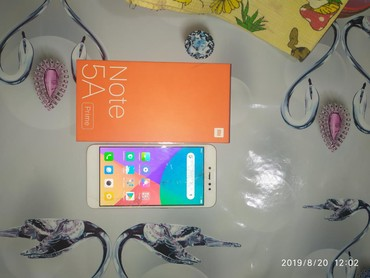 Продаю  Redmi Note 5A Prime в Бишкек