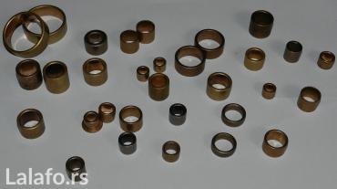 Set od 31 biksne, mahom mesingane, nove, različitih prečnika, među - Beograd