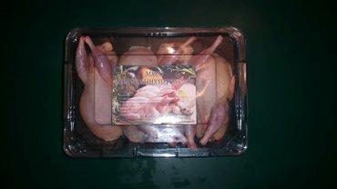 Продаю мясо домашних перепелов и в Кок-Ой