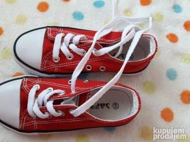 Dečije Cipele i Čizme | Uzice: Prodajem patike (starke), kao nove, marke Safran, nosene svega 2-3