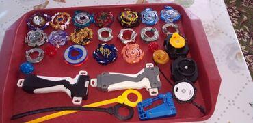 Детский мир - Токтогул: Продаются игрушки бейблейд там 3 запускалки много игрушек только 3 дня