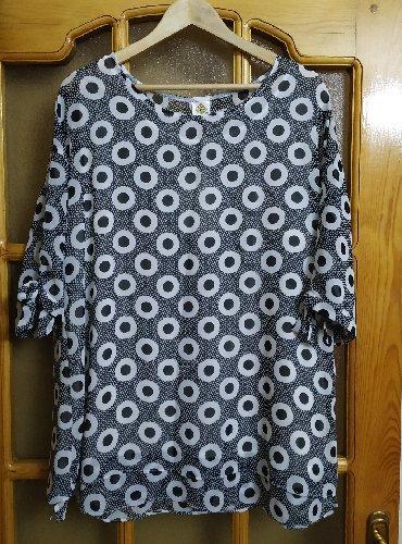 Новая красивая польская блузка на подкладке. Цена 35 манат. Размер 50