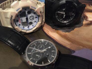 tissot pr100 automatic в Кыргызстан: Часы g shock белый чёрный  Tissot