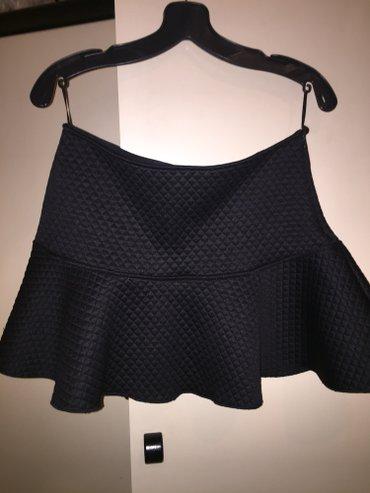 Zara kratka suknjica, kao nova. - Nis