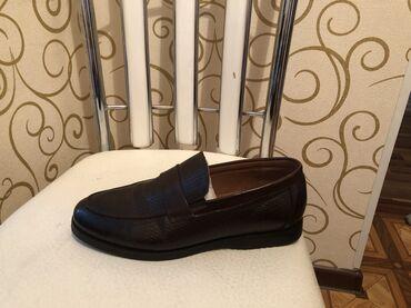 Туфли - Шопоков: Мужские лоферы 39 размера, новые. Покупал братишке не подошли по разме