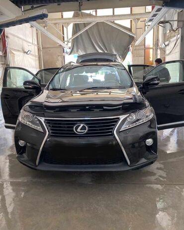 Lexus RX 2011 | 84000 км