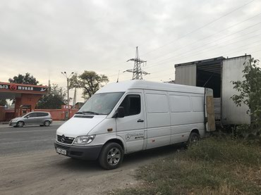 Грузоперевозки по городу и по в Бишкек