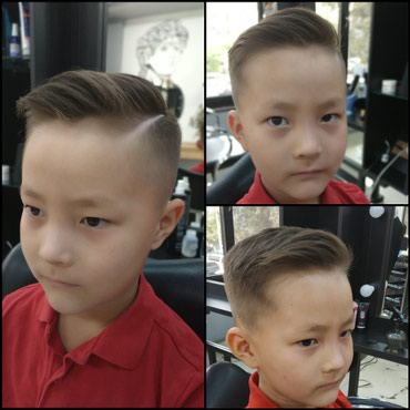 Детские и мужские стрижки в Бишкек