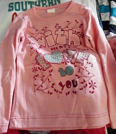 Pamučne majice za devojčice, veličine od 2-12 - Sremska Kamenica