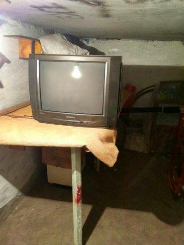 *** телевизор хитачи  в отличном состоянии. -2000сом ***витрины в Бишкек
