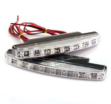 Dnevna svetla LED 12V 6000KBelaU ponudi LED dnevna svetla za