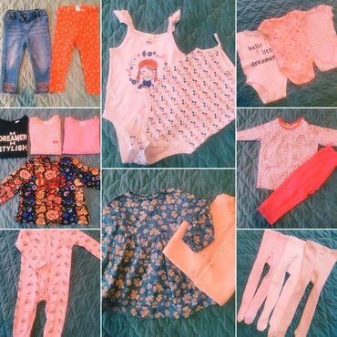 Продаю пакет вещей на девочку 12-18 мес! Все вещи от LC Waikiki (Турци