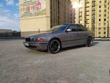 BMW - Седан - Бишкек: BMW 5 series 2.5 л. 1996 | 297000 км