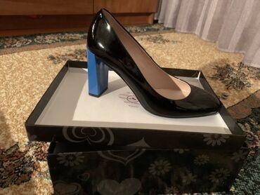 Продаются туфли(Совершенно новые с Польши)лакированные