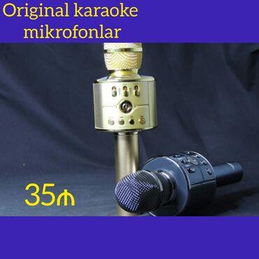 Original karaoke mikrafonu