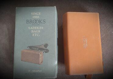 velosiped satisi gence - Azərbaycan: Brooks velosiped çantası, Təmiz dəridir yenidir. Made in England