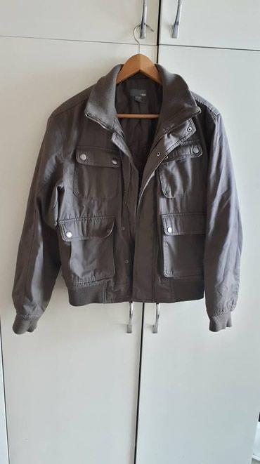 H&Mmuska jakna  ,u maslinastoj zelenoj boji,bez ostecenja i - Kraljevo