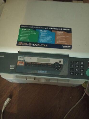 сканер fujitsu fi 4220c в Кыргызстан: Продаю принтер 3 в1. Все работает, сканер, ксерокс, только нет