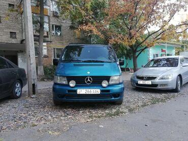 Mercedes-Benz Vito 2.2 л. 2001 | 230000 км