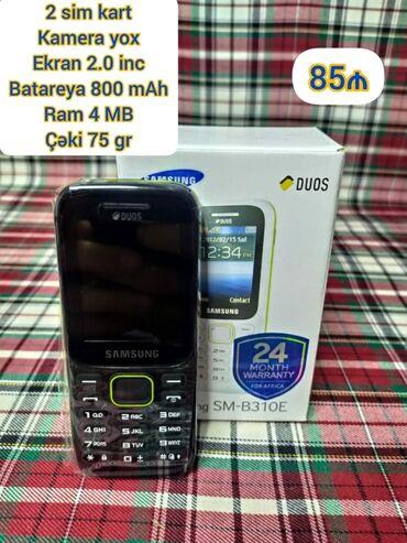 Inc donlar - Azərbaycan: 2 sim kart  Ekran 2.0 inc Batareya 800 mAh Ram 4MB Çəkisi 75 qr