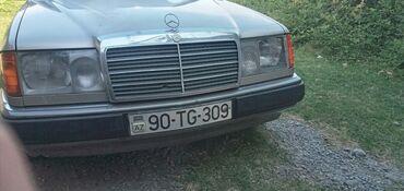 49 elan | NƏQLIYYAT: Mercedes-Benz E 230 2.2 l. 1992 | 130000 km