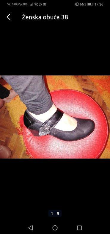 Ženska obuća | Sombor: Cipele malo nošene velike mi 38