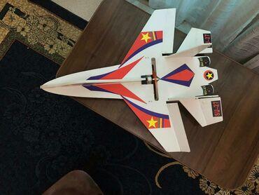 ассенизатор бишкек in Кыргызстан | ДРУГОЙ ДОМАШНИЙ ДЕКОР: Самолет радиоуправляемый SU-27 . Видео вышлю на ватсап