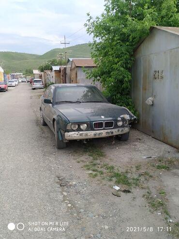 BMW - Зеленый - Бишкек: BMW 520 2 л. 1993 | 308000 км