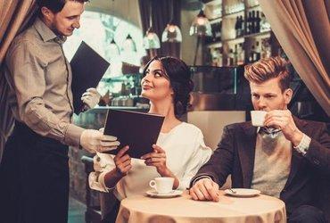 Требуются официанты в кафе требования: - активность - в Бишкек