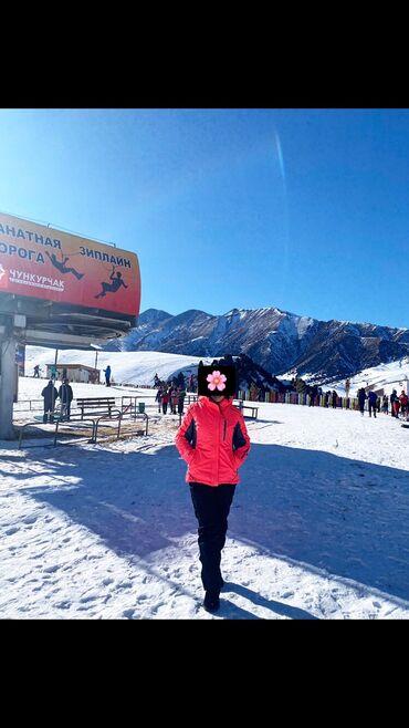квартира за 10000 в месяц in Кыргызстан | СНИМУ КВАРТИРУ: Продаю горнолыжный костюм. Oдевала в один раз брала за 10000 сомов